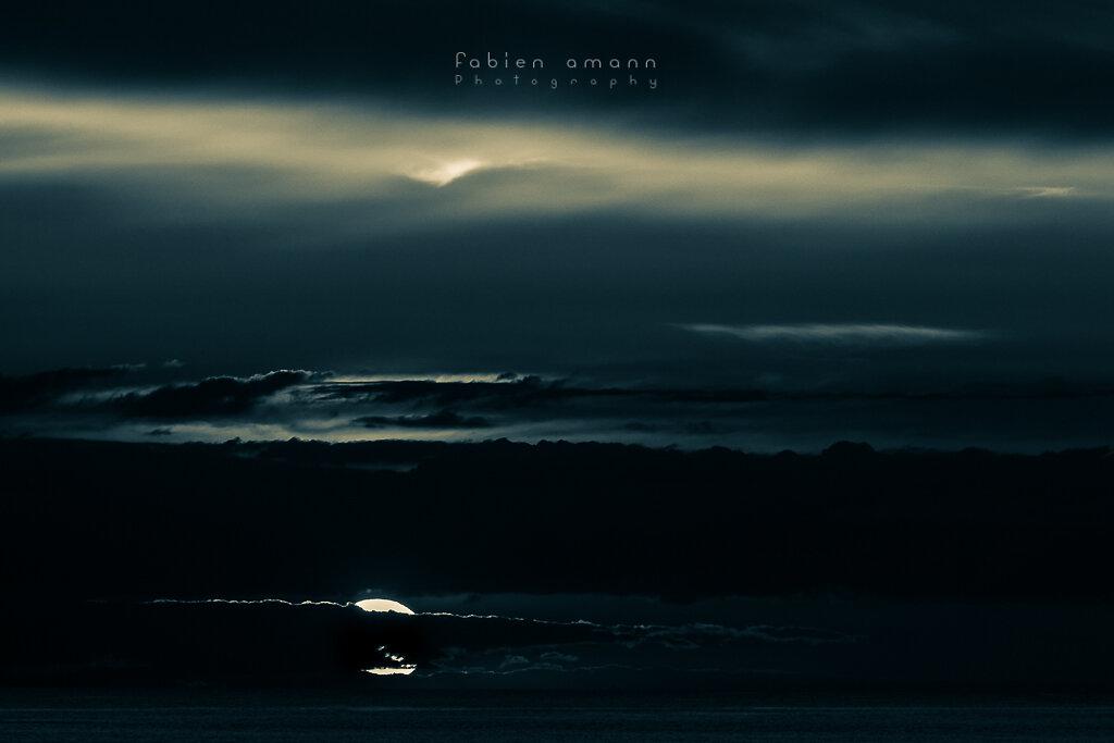 The darkened hours 1