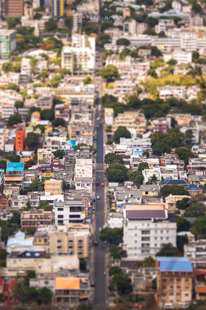 Port Louis Mini-street
