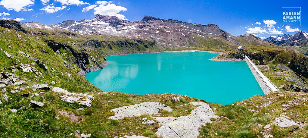 Lake Goillet, Cervinia (IT)
