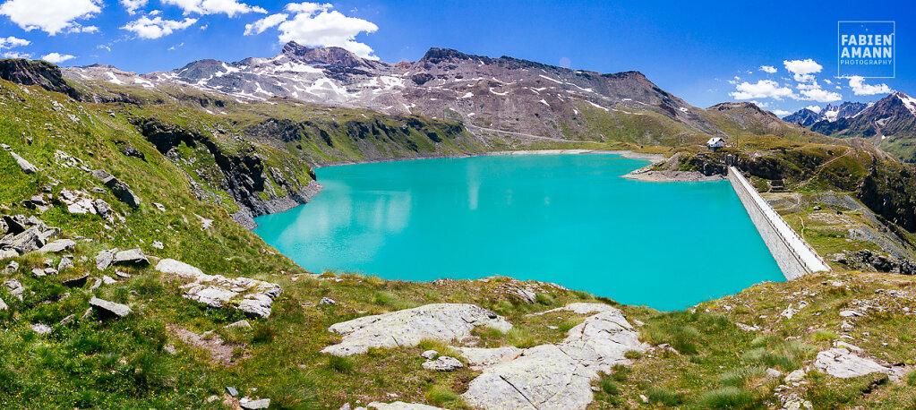 Lake Goillet, Cervinia (IT)